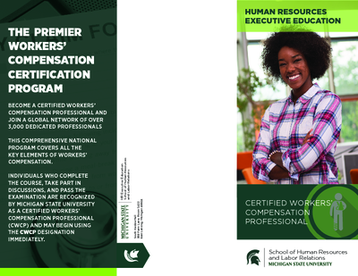 School of Human Resources & Labor Relations | Certified Workers ...