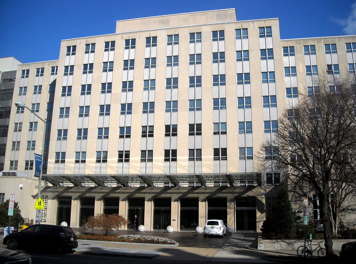 Brookings Institution Photo by AgnosticPreachersKid via Wikimedia