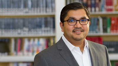 Rajkumar Venkatesan, Ronald Trzcinski Professor of Business Administration