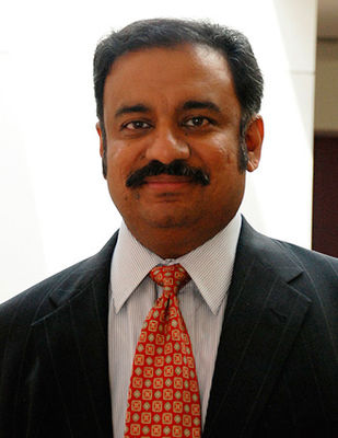 Kumar Rajaram, Professor of Decisions, Operations and Technology Management; Ho-Su Wu Chair in Management