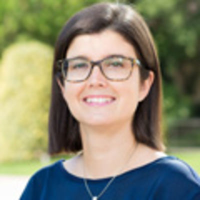 Inés Alegre, Assistant Professor of Managerial Decision Sciences
