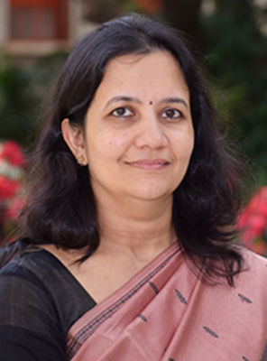 Seema Gupta, Associate Professor of Marketing, Chair of Post Graduate Programme in Enterprise Management