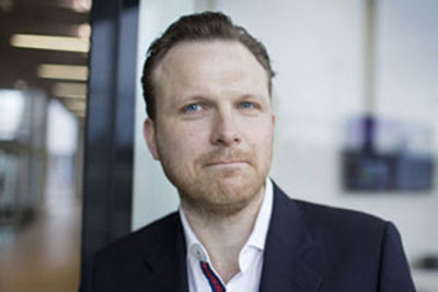 Fredrik Hacklin, Professor of Entrepreneurship