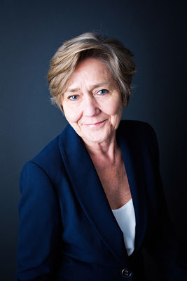 Dame Polly Courtice, Director of the University of Cambridge Institute for Sustainability Leadership (CISL)