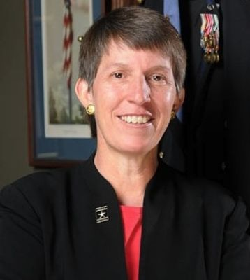 Rebecca Halstead, CEO, Steadfast Leadership, First Female Graduate of West Point to be promoted to General Officer