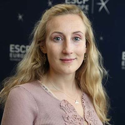 Christin Mey, Corporate Relationship Manager, ESCP Europe Berlin Communication Strategist, Business Trainer & Coach for Executives